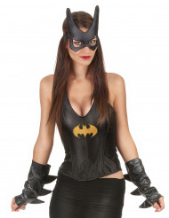 Batgirl Accessoire-Set Lizenzartikel schwarz-gelb
