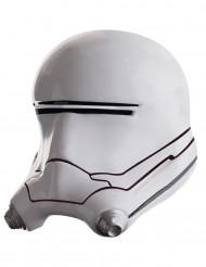 Offizielle Flametrooper Erwachsenenmaske 2 Teile Star Wars VII™ weiß