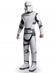 Hochwertiges Flametrooper Erwachsenenkostüm Star Wars™ Deluxe weiß-grau