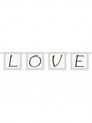 Girlande Love Valentinstag-Deko