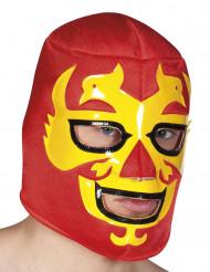 Wrestler-Maske rot