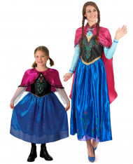 Anna Paarkostüm-Set für Mutter und Tochter bunt