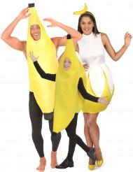 Bananen-Familie Gruppenkostüm-Set gelb