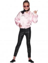 50er Rock n Roll Jacke für Kinder pink