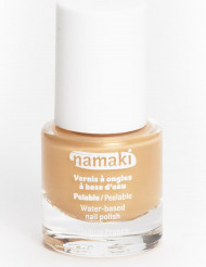 Nagellack Namaki Cosmetics gold 7,5 ml