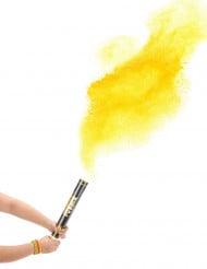 Party Pulverkanone gelb 40cm