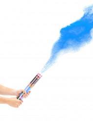 Party Pulverkanone blau 40cm