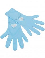 Die Eiskönigin™ Mädchen-Handschuhe Elsa-Handschuhe hellblau