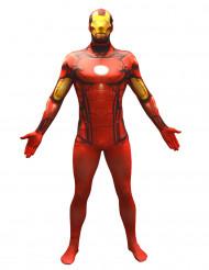 Marvel Iron Man Value Morphsuit Lizenzware rot-schwarz