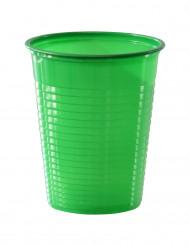 Kunststoff-Partybecher 50 Stück grün 200ml