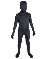 Kinder Morphsuit Ganzkörperanzug schwarz