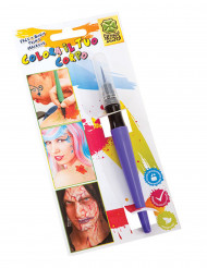 Feiner Make-Up Stift violett