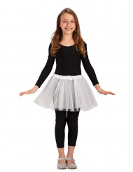 Ballettröckchen für Mädchen - weiß
