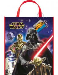 Star Wars Geschenktasche Partyartikel bunt