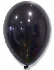 Luftballons Ballons Party-Deko schwarz 50 Stück 30cm