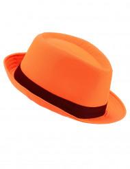 Borsalino Hut Erwachsene orange
