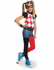 Harley Quinn Kinderkostüm Superhero Girls Lizenzware bunt