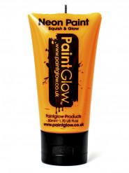 UV Make-Up Creme Schminke für Körper und Gesicht orange 50ml