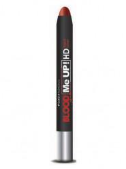 Schminkstift falsches Blut Halloween Make-Up Zubehör rot 2,5g 11,5 cm lang