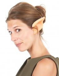 Spitze Elfen-Ohren hautfarben