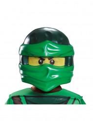 Lloyd Ninjago Kindermaske Lego Lizenzmaske grün-gelb-schwarz
