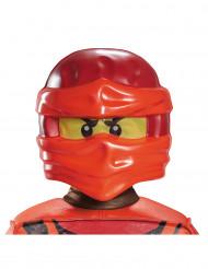 Kai Ninjago Maske Lego-Kindermaske orange-rot-gelb