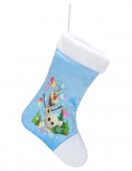Olaf aus Die Eiskönigin™-Weihnachtsstrumpf hellblau-weiß