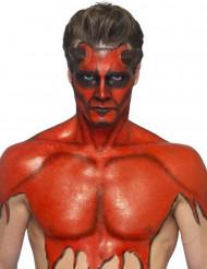 Flüssiges Latex Karnevalsschminke rot 59,1ml