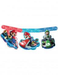 Super Mario™ Girlande bunt