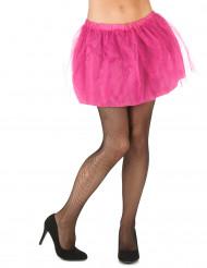 Petticoat mit Tüll für Damen neonpink