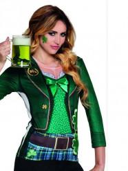 Irland-Shirt für Damen zum St. Patrick