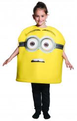 Lizenzartikel 3D Minions Kostüm für Kinder gelb