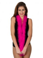 Federboa 185cm pink