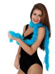 Federboa Karneval-Accessoire türkis