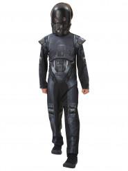 K-2SO Droide Star Wars Teenkostüm Lizenzware schwarz