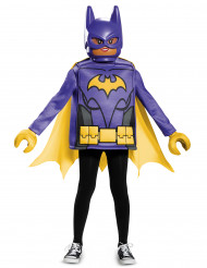 LEGO® Batman Movie Batgirl Kinderkostüm-Set Lizenzware lila-gelb