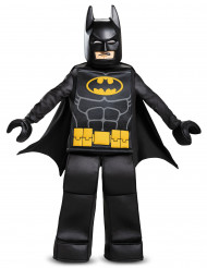LEGO® Batman Movie Deluxe Kinderkostüm Lizenzware schwarz-gelb