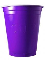 Party-Becher 20 Stück violett 530ml