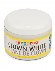Snazaroo Clowns-Make-up Karnevalsschminke weiss 250ml