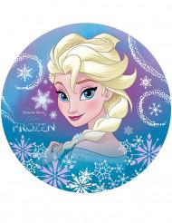Disney™ Frozen - Die Eiskönigin™ Torten-Oblate Lizenzware bunt 20cm