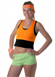 Brassière für Damen in Neonorange