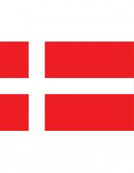 Dänische Flagge rot-weiss 90x150cm