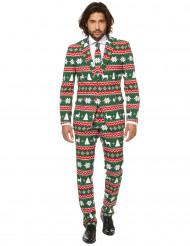Opposuits™ grünes Weihnachts-Herrenkostüm