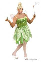 Drag Queen Waldfee XL grün