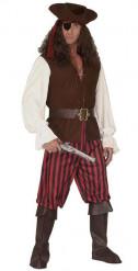 Piraten-König Kostüm bunt