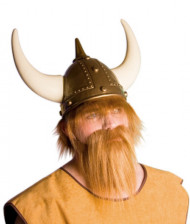 Wikinger Bart hellbraun