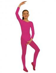 Kinder-Body langarm pink