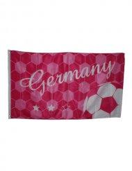 Tussi on Tour WM Flagge pink 150x90cm