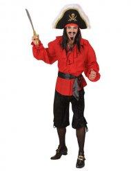 Pirat-Hose Knickerbocker schwarz
