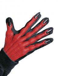 3D Teufel-Handschuhe
